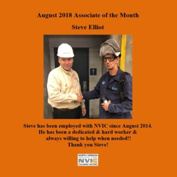 employee of the month august